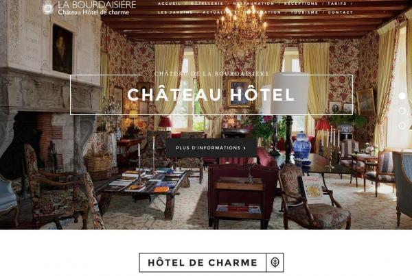 Chateau hôtel