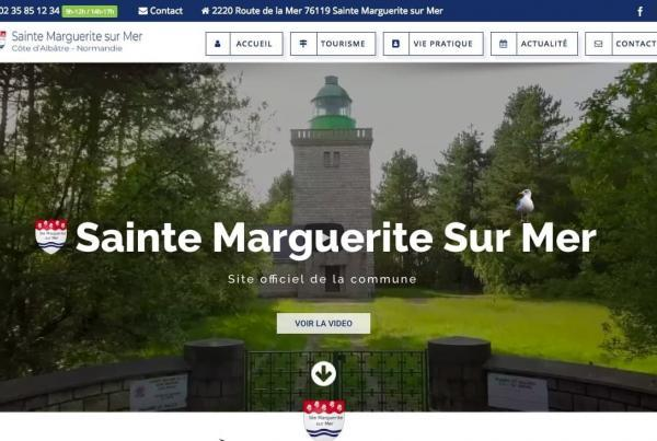 creation site mairie