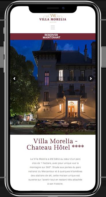 villa morelia barcelonnette